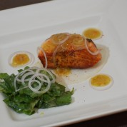 "<a href=""http://www.onenightchef.org/?p=200"">Salmon with Watercress Salad</a>"